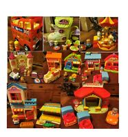 ELC Happyland Bundles - Castle, Fairy Boot, London Bus etc