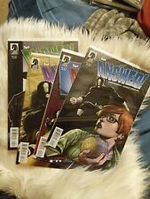 The Answer # 1-4 Dark Horse 2013 Comics Nice !!!!!