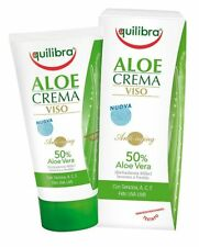 Aloe Crema Per Il Viso Antiaging E Antirughe 50Ml