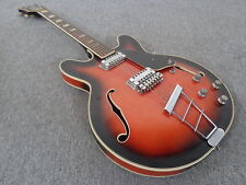 60er Jahre Vox Halbakustik Gitarre Semiacoustic Vintage Guitar