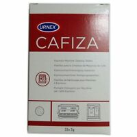 Urnex Cafiza 2g (E31) Espresso / Coffee Machine Cleaning Tablets - 32 pack