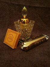 Crystal Glass Incense Bakhoor Burner Ornament with Bakhoor Nabeel & Coal