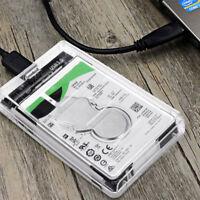 SATA3 To USB Hard Drive Dock Station Enclosure Case SSD HDD Mobile Disk Box Case