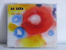 CD 3 titres DA LATA Rio vida Rain song PPCD 7022 2