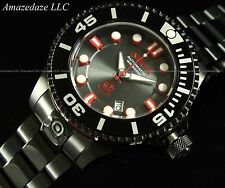 New Invicta Men NH35A 24 Jewels Automatic GenII Grand Diver Stainless Steel Watc