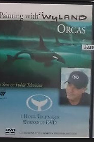 Painting With Wyland - Orcas DVD