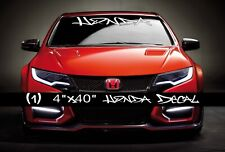 Decals Amp Stickers For Honda Civic For Sale Ebay