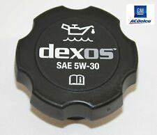 DEXOS 5W30 Oil Fill Cap LT1 LT4 LS1 LS6  NEW GM Fits 1/4 Turn Applications 759
