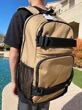 Vans Skates Pack Backpack 3-B $60 Khaki