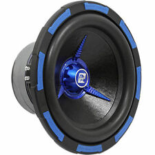 "Power Acoustik MOFOS-12D4 1200W RMS 12"" MOFO Dual 4-Ohm Car Subwoofer Sub Woofer"