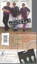 CD--AUSTRIA 3--LIVE VOL.2 // DANZER // FENDRICH // AMBROS