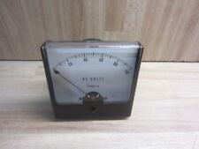 Simpson 32513 Voltage Meter 0-100