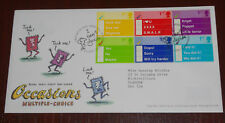 2003 Occasions Multiple Choice - First Day Cover Merry Hill postmark