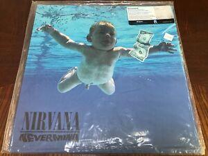 Nirvana Nevermind ORG 2010 Pallas Vinyl Pressing