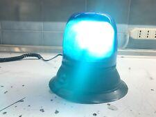 LAMPEGGIANTE FARO MAGNETICO Girevole BLU Lampeggiatore