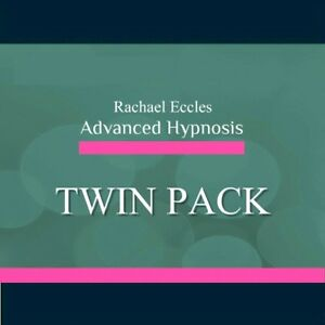 2 x Hypnosis CD set, Drink Less Alcohol & Healthy Lifestyle Hypnotherapy