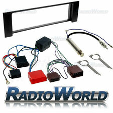 Audi A4 Radio Stereo Auto Kit di montaggio fascia ISO Cablaggio Antenna Adattatore Piastra Trim