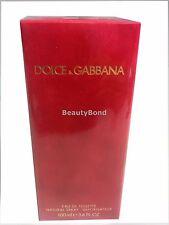 Dolce & Gabbana D&G Red Perfume for Women 3.3 oz Eau De Toilette Spray 3.4 100ml
