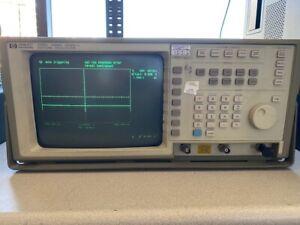 HP 54502A 400MHz 400MSa/s Digitizing Oscilloscope NICE