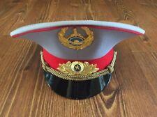 KAZAKHSTAN POLICE HAT CAP - ORIGINAL!
