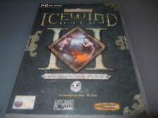 Icewind Dale 2 (PC 2002) II & complet Prima Strategy Guide Très bon état
