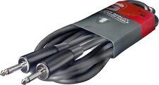 """Standard Lautsprecherkabel - Klinke / Klinke, 3 m, G6"""""""