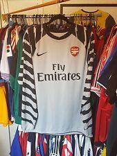 Arsenal FOOTBALL SHIRT 2010/11 Portiere GK grandi ~ Lehmann 13