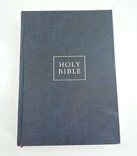 HOLY BIBLE Illustrated 1971 Readers Digest King James Version 1611 Blue