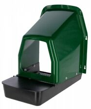 Kerbl 72288 Kunststoff Legenest mit Fangschale 1 Abteil