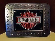 TOP HARLEY DAVIDSON Tobacco Cigarette Cigar Smoking Metal Cigarette 100's Holder