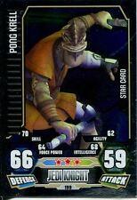 Star Wars Force Attax Series 3 Card #199 Pong Kreel