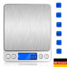 3kg/0.1g Digitale Haushaltwaage Küchenwaage Präzisionwaage Feinwage Grammwaage