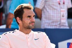 New NIKE RF ADVANTAGE POLO 854611-658 Size  L (Federer 2017)