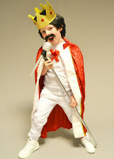 Childrens Freddie Mercury Style King Costume Kit