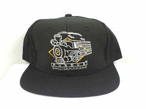 PURDUE UNIVERSITY BOILERMAKERS NCAA 90's VINTAGE HAT CAP SNAPBACK NEW FRESH CAP