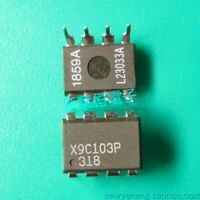 X9C103PIZ X9C103S X9C103SIZ direct insert//patch new original digital potentiomet