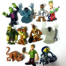 Promotion 11Pcs Lot Scooby-Doo Crew Set Mystery Mates Figure Baby Boy Toy Doll