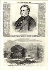 1862 Late Mr Jonas Webb Fursenlager Duke Hesse Darmstadt