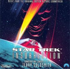 STAR TREK: INSURRECTION [Original Soundtrack] by Jerry Goldsmith-NICE! WOW! L@@K