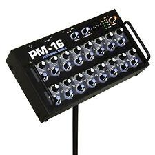 Elite Core PM-16 Personal Monitor Mixer
