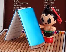 LG GD580  Lollipop 3.2MP Music 3G Phone Unlocked Blue Free Shipping