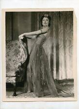 Glamour FAY WRAY 1930s Portrait VINTAGE PHOTO U507