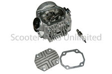 Gas China Dirt Pit Bike 1P39FMB Motor Engine Complete Cylinder Head 50cc Parts