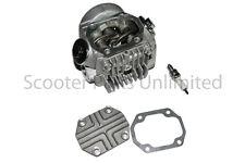 Motor Engine Cylinder Head w Plug Valve 49cc 50cc BAJA DR49 DR50 Dirt Pit Bkes