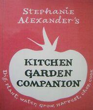 Stephanie Alexander's Kitchen Garden Companion TASTE MINI COOKBOOK Softcover