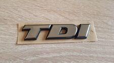 TDI emblem Heckklappe VW Schriftzug für Volkswagen ORIGINAL 3A0 853 675 B Z10