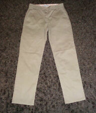 Cotton Chinos Plus Size 28L Trousers for Women
