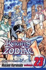 Knights of the Zodiac (Saint Seiya), Vol. 23-ExLibrary