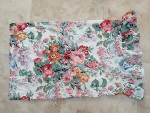Ralph Lauren ALLISON Floral Standard Ruffled Pillowcase