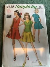 vintage dress patterns 1960s